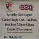 End of Summer Steak BBQ this Saturday!