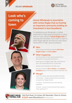 eircom Wholesale Carlow A5 Flyer Carlow Rugby Roadshow - Copy-page-001